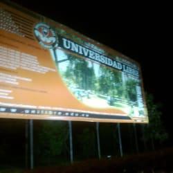 Universidad libre en Bogotá