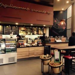 Starbucks Calle 67 en Bogotá