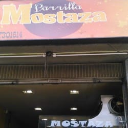 Parrilla Mostaza en Bogotá