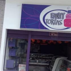 Pastelería Fanty Tortas en Bogotá