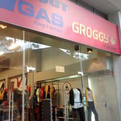 Outlet Gas Groggy en Bogotá