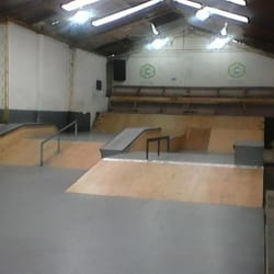 Central Skatepark en Bogotá