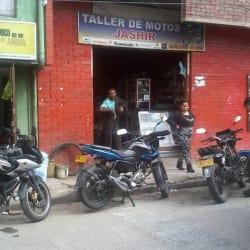 Taller De Motos Jashir en Bogotá