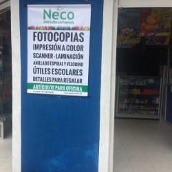 Distribuidora de Papelería Neco en Bogotá