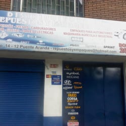 Distribuidora de Repuestos y Empaques Ltda en Bogotá