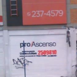 Proacenso en Bogotá