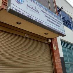 Glass Laminados y Templados Importaciones S.A.S en Bogotá
