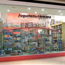 Juguetería Alemana - Apumanque en Santiago