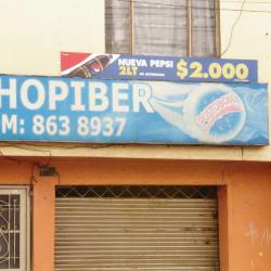 Chopiber en Bogotá