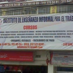 Conexión Logística en Bogotá
