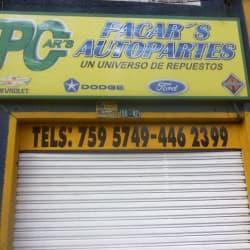 Pacar's Autopartes Ltda en Bogotá