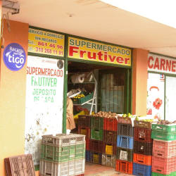 Supermercado Frutiver en Bogotá