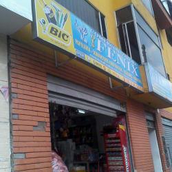 Comecializadora fenix en Bogotá