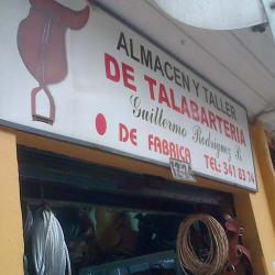 Almacén y Taller de Talabartería Rodriguez B en Bogotá