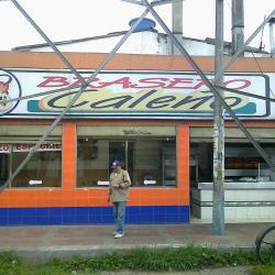 Brasero Caleño en Bogotá