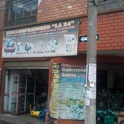 Inducompresores la 24 en Bogotá