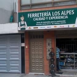 Ferretería Los Alpes en Bogotá