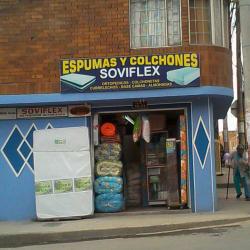 Espumas y Colchones Soviflex en Bogotá