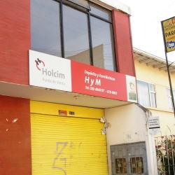 Depósito y Ferreléctricos H y M en Bogotá