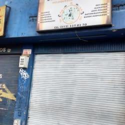 Bigotes y Aletas en Bogotá