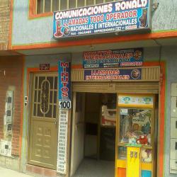 Comunicaciones Ronald en Bogotá