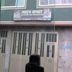Fabrs Sport  en Bogotá
