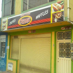 Fast Food Kisnic en Bogotá