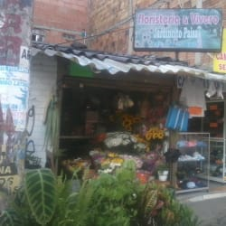 Floristería y Vivero Jardincito Paisa en Bogotá