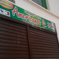 Americanos La 58 en Bogotá