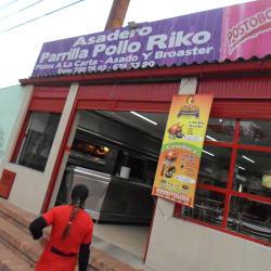 Asadero Parrilla Pollo Rico en Bogotá