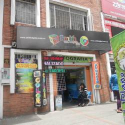 Smith Vive Digital S.A.S en Bogotá