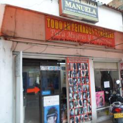 Sala de Belleza Manuela Calle 189 en Bogotá