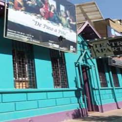 Teatro Aparte en Santiago