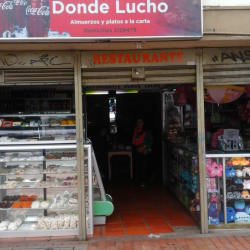 Restaurante Donde Lucho en Bogotá