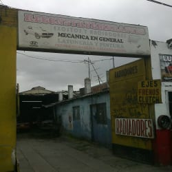 Reconstruembragues en Bogotá