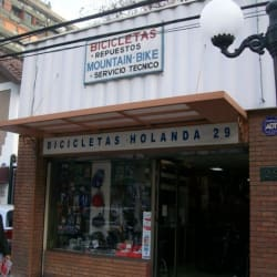 Taller Bicicletas Holanda en Santiago