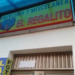 Paperería y Miscelanea el Regalito en Bogotá