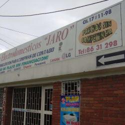 Muebles y Electrodomésticos Jaro en Bogotá