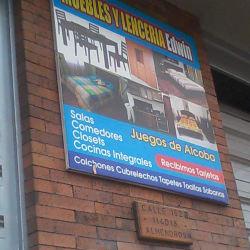 Muebles y Lencería Edwin en Bogotá