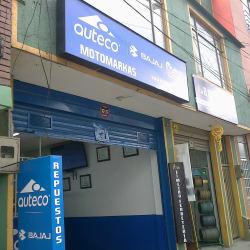 Motomarkas en Bogotá