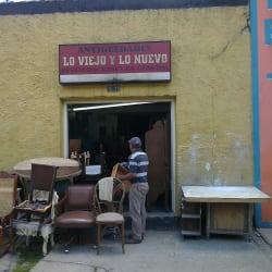 Antigüedades Lo Viejo y Lo Nuevo en Bogotá