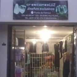 Creaciones Luz en Bogotá