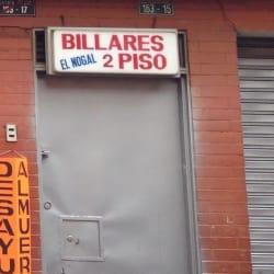 Billares El Nogal en Bogotá