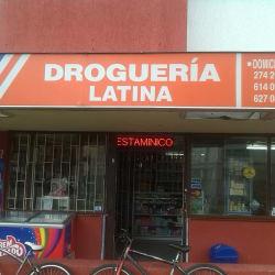 Droguería Latina en Bogotá