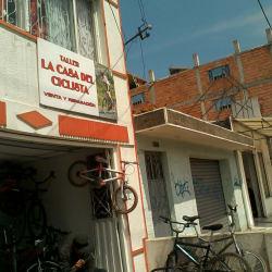 Taller La Casa Del Ciclista en Bogotá