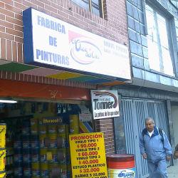 El Oasis del Color M.S en Bogotá