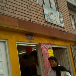 Stilo's la Fercha en Bogotá