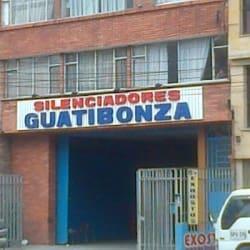 Siliciadores Guatibonza en Bogotá