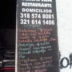 Serafina Restaurante en Bogotá
