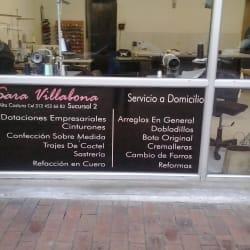 Sara Villabona Alta Costura en Bogotá